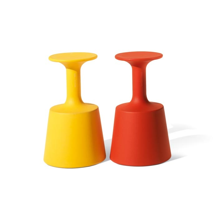 DRINK stools, design by Jorge Najera for SLIDE