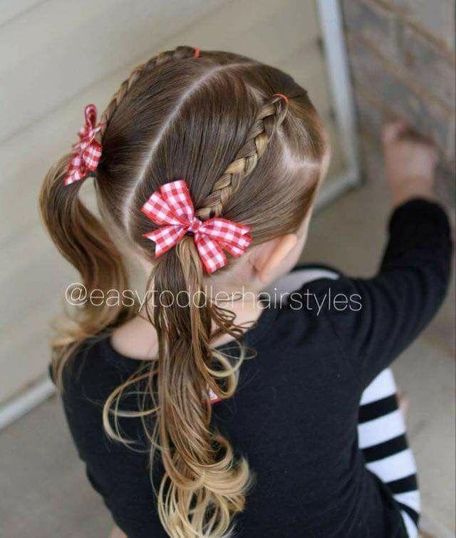Hair Do S For Chloe In 2019 Little Girl Hairstyles Girl