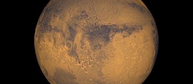 Nasa's...L'astrophysicien Francis Rocard, grand connaisseur de Mars s'il en est, décrypte la découverte annoncée lundi par l'agence spatiale américaRine. Interview.