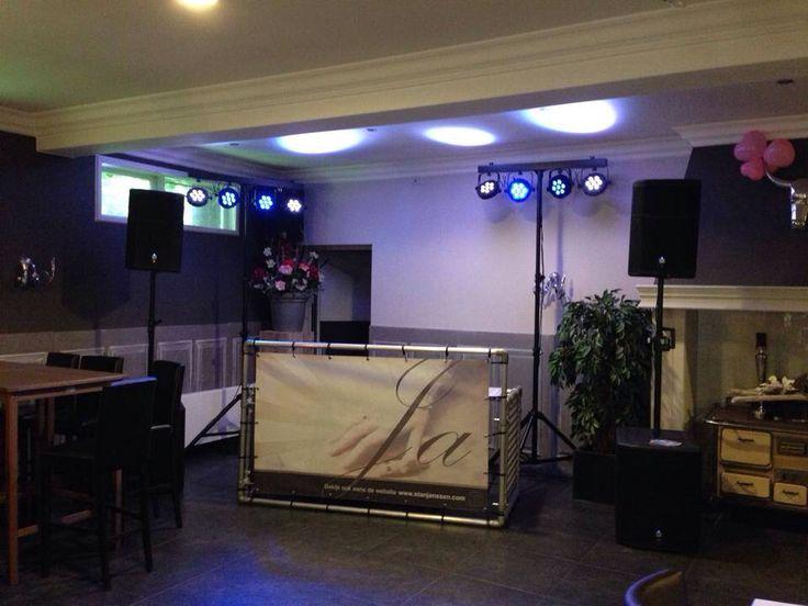 Kleine wedding drive in show voor kleinere bruiloften inclusief DJ!