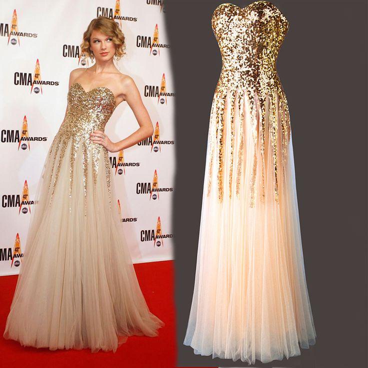 CharmingProm Dress,Sweetheart Prom Dress,A-Line Prom Dress,Sequined Prom Dress,Chiffon Prom Dress