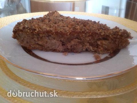 Kokosový koláč ku kávičke bez múky a cukru