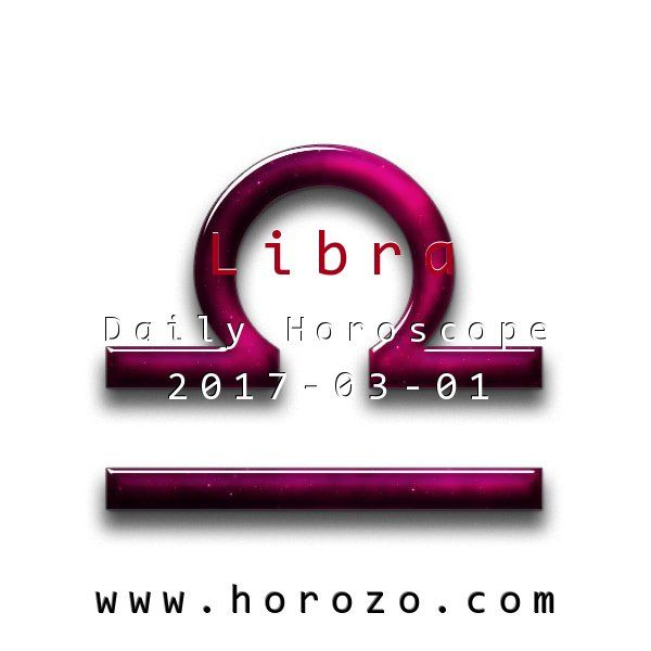 Libra Daily horoscope for 2017-03-01: You need to compromise: with yourself! It may not be all that hard to see what needs to happen, but it's a safe bet that you're in the right place for something that can make everyone happy.. #dailyhoroscopes, #dailyhoroscope, #horoscope, #astrology, #dailyhoroscopelibra