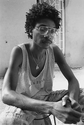 Reggae artiste - GARNET SILK - Love him!