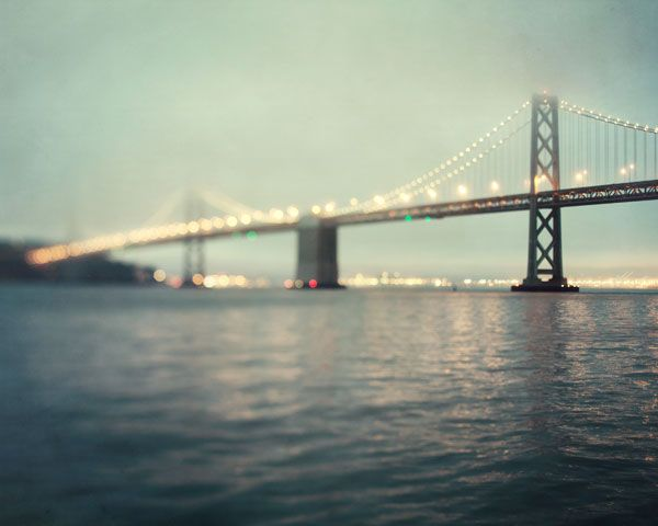 : Irene Suchocki, California Travel, Francisco Photography, The Bays, Blue Green, Bays Canvas, Bays Bridges, San Francisco, Travel Photography