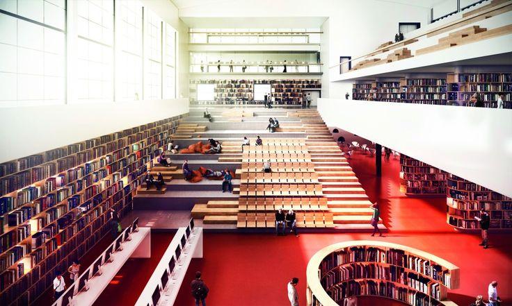 3XN Chosen Over Windgardh, Arkitema to Design University Building in Sweden