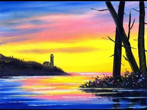 Youtube Water Mixable Oil Paint Jerry Yarnell