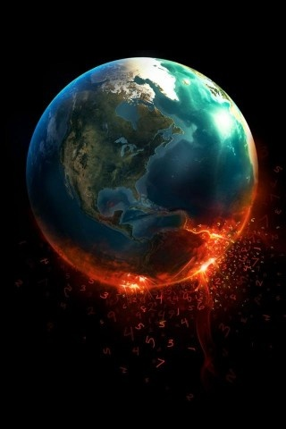 Earth under fire....she needs our help...