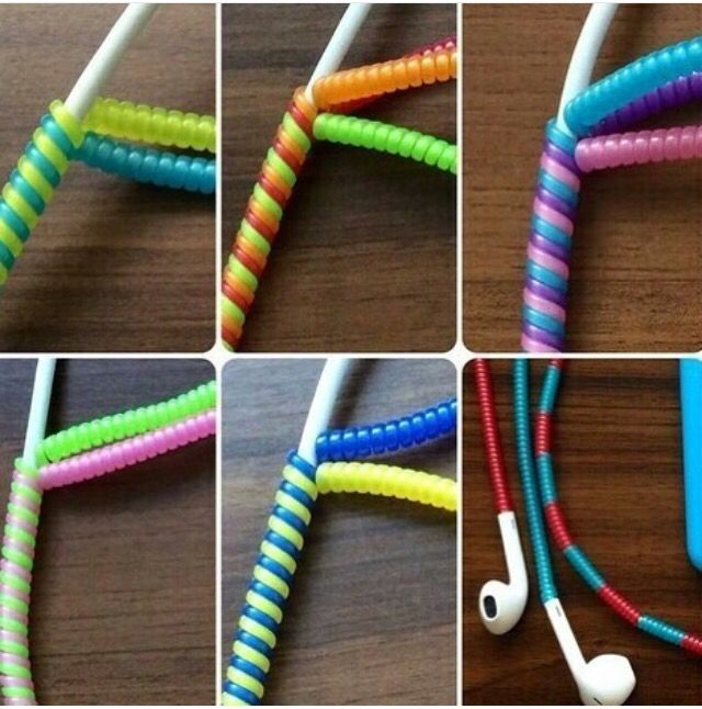 Easy diy for earphones  #diy #easy