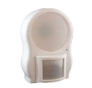 EK Infrared Sensor Light within 6 meters by EK. $20.99. Perfect for hallways and entryways, never come home to a dark house again, for indoor use only. This motion sensor light can be wall mounted, it is easy for you to install. Motion sensor light turns light on at dusk, off at dawn. With a built-in motion sensor. The infrared sensor light will turn on automatically when motion is detected within 6 meters. This item inductive light, adopting energy-saving circuit. I...