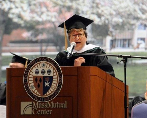 Death row activist Sister Helen Prejean at Elms College commencement 2014: Audio | masslive.com