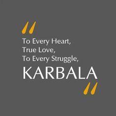 Karbala!!! The land of bloodshed