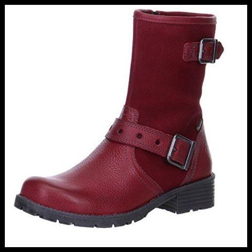 Superfit Girl's Waterproof Mid-length Oxblood Boot, Style 5-00179-66 (Girl's 6 UK (Eu 39))