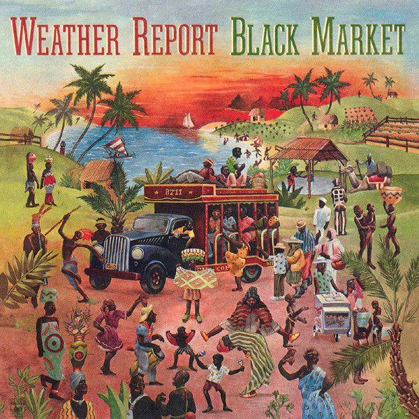 Weather Report - Black Market (CD, Album) at Discogs