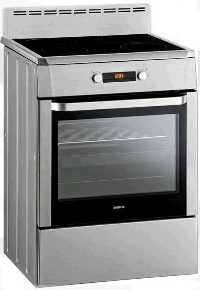 Beko - 60cm Free Standing Pyrolytic Cooker with Induction Cooktop | Electric Uprights | Uprights | Ovens, Cooktops & Rangehoods - Buy Appliances Online at 2nds World