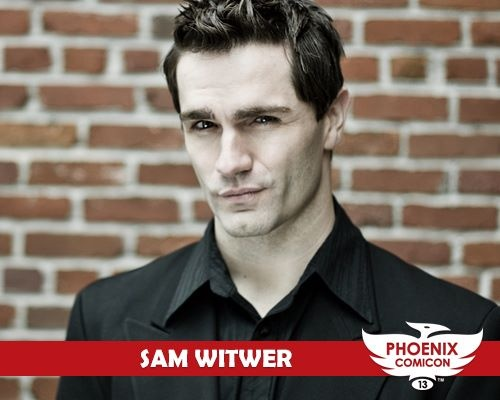Sam Witwer, actor and voice artist who's played Davis Bloome/Doomsday on Smallville, Darth Maul on Star Wars: The Clone Wars and Aidan Waite on Being Human, will join us at Phoenix Comicon 2013!