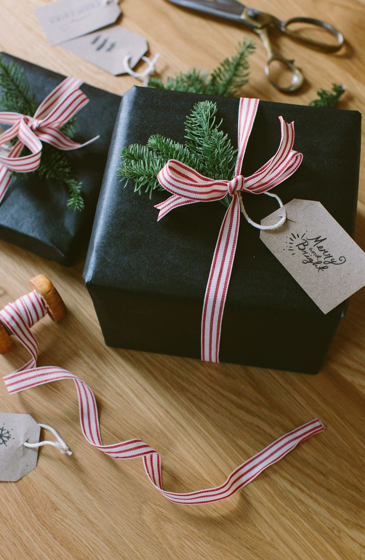 DIY Gift Tag Download | Gift Wrapping | The Fresh Exchange: