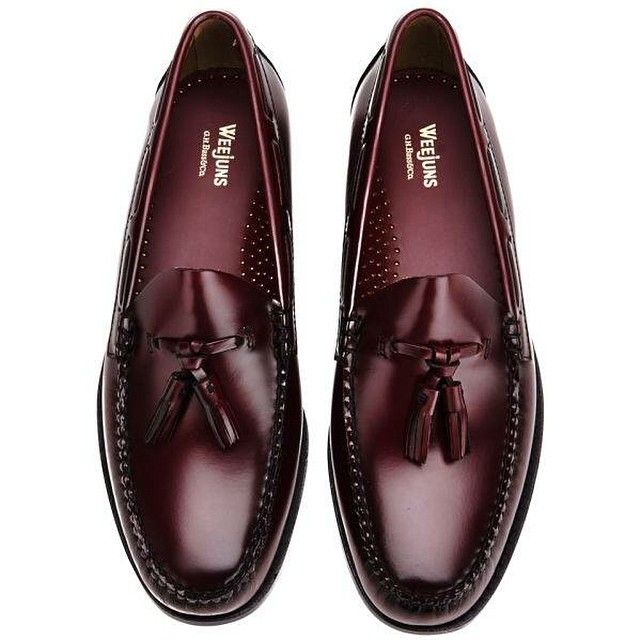 Weejun loafers #ghbass1876 #weejuns #style