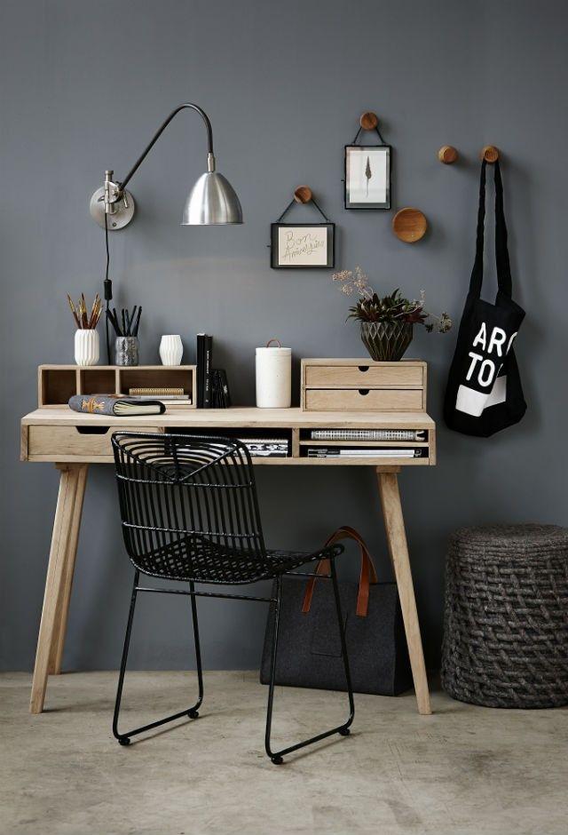 Skrivbord natur