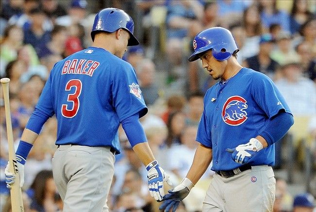 Cubs Roster Moves: Jeff Baker Out, Brett Jackson And Josh Vitters Up, Tony Campana Down