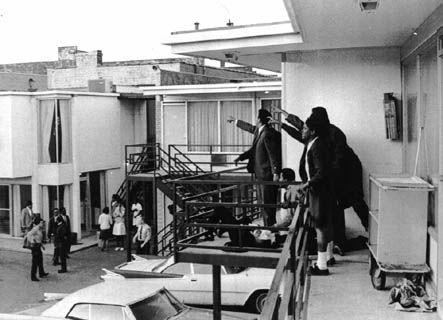 DR. MLK, Jr- assassinated
