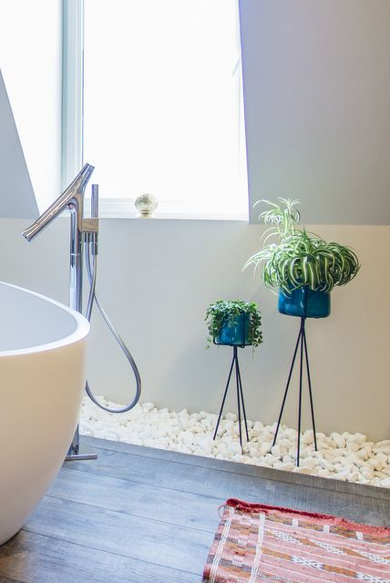 Plant Stands Ferm Living In Bathroom Made By VIDA Design Roeselare