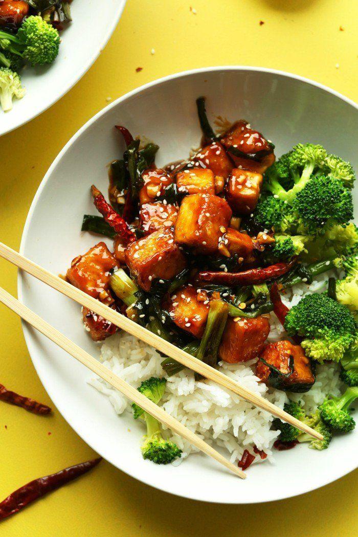 die besten 25 rezepte tofu zubereiten ideen auf pinterest tofu rezepte marinieren zdf. Black Bedroom Furniture Sets. Home Design Ideas