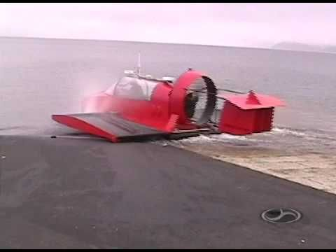 UH 19XRW Hoverwing™ Ground Effect Hovercraft, (+قائمة تشغيل)