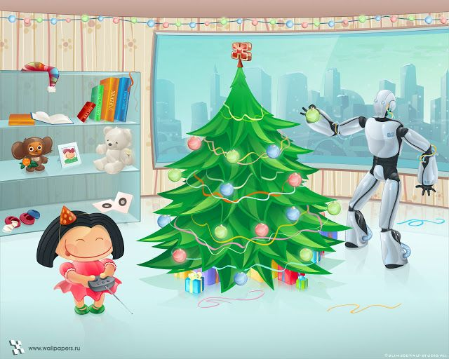 A View Of The Future: Christmas Gifts Of 2050