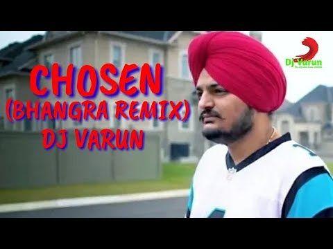Chosen (Bhangra Remix) | DJ VARUN | Sidhu Moose Wala