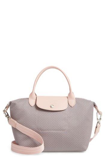 97c2cabceb0f Longchamp Small Le Pliage Dandy Print Shoulder Bag