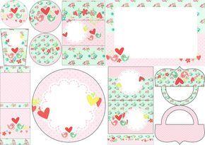 Pajaritos Enamorados: Etiquetas para Candy Bar para Boda para Imprimir Gratis. | Oh My Bodas!