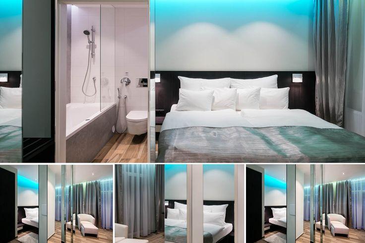 Design room 118 119   Reflection   by designer Karel Novotný #pytloun #design #room #hotel