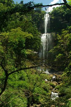 San Gil, Colombia- city that excels adventure activities... Rafting, caving, horse riding and mountain biking.