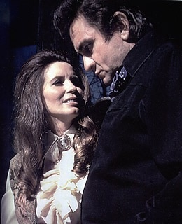 June and Johnny Cash