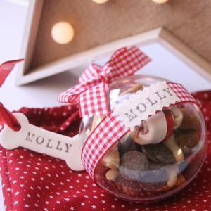 Personalised Pet Bauble - tree decorations