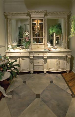 94 Best Images About Beautiful Bathroom Vanities On