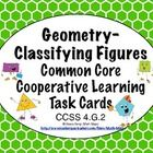 Your students will love classifying figures and identifying geometric properties (parallel lines, perpendicular lines, acute angles, right angles, ...