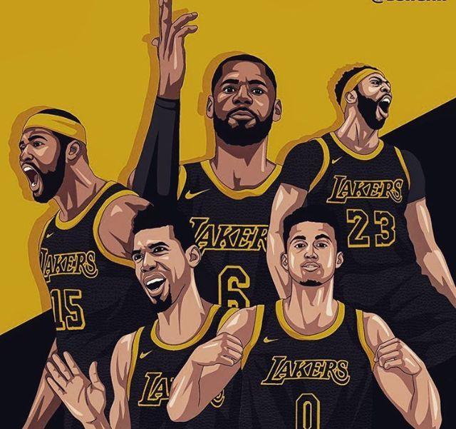Lakers The Fanaticism Of Sport Lebron James Lakers Nba Basketball Lakers Basketball