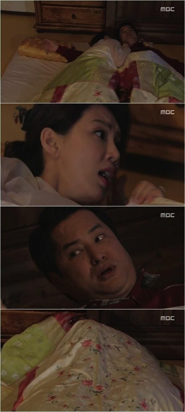 'Legend of the Witch' What's Uncomfortable With Lee Jong Won And Oh Hyun Kyung's Bed Scene - http://asianpin.com/legend-of-the-witch-whats-uncomfortable-with-lee-jong-won-and-oh-hyun-kyungs-bed-scene/