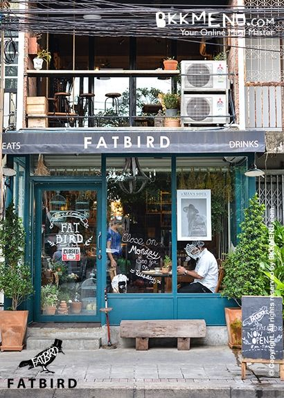 Fatbird, Soi Ari, Bangkok