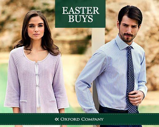Ψάχνετε last minute ιδέα για Πασχαλινό δώρο; Shop online: http://www.oxfordcompany.gr/category.php?id_category=122
