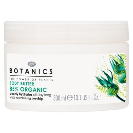 Boots Botanics Body Butter