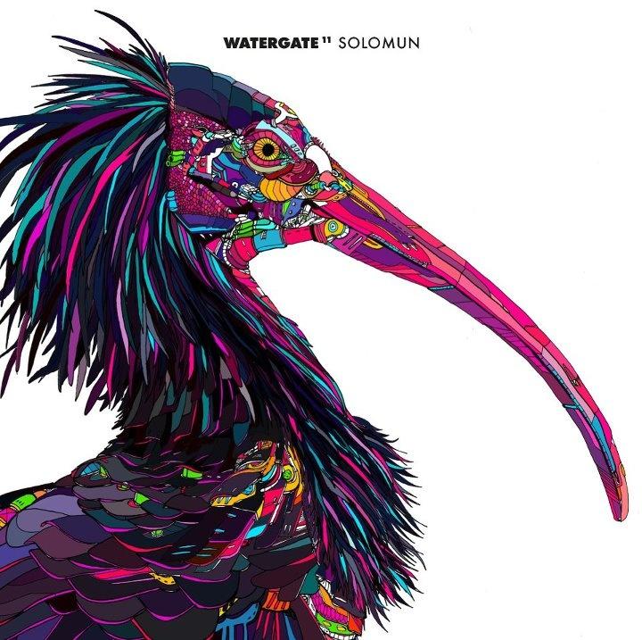 ARTWORK . Watergate compil'