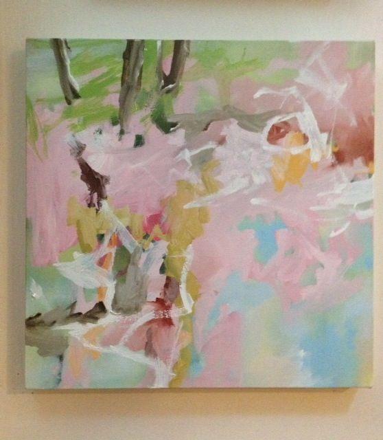 Matilda Dumas Oil on canvas