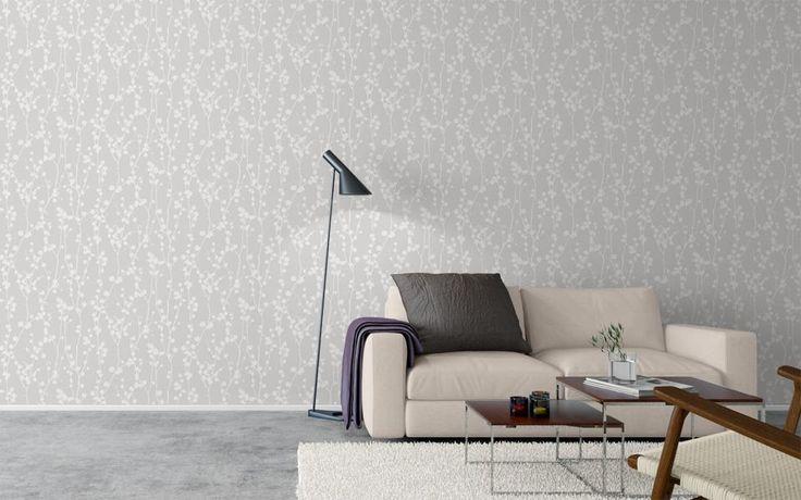 Borås Tapeter Silent Nature -mallisto 9070, kuusi värivaihtoehtoa. Värisilmä, www.varisilma.fi