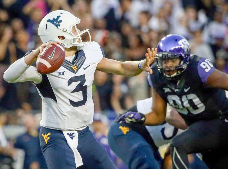 Skyler Howard : College football photos: Best images from Week 9 games TCU vs. West Virginia
