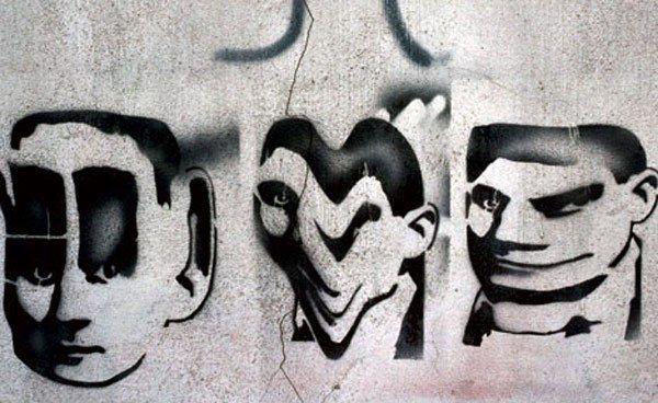 La Metamorfosis de Kafka. Praga (República Checa).
