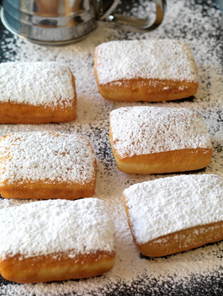 ... made famous by the French Market's Café du Monde, are as synonymous with a New Orleans-style Mardi Gras as jazz and beads. Serving homemade beignets is ...