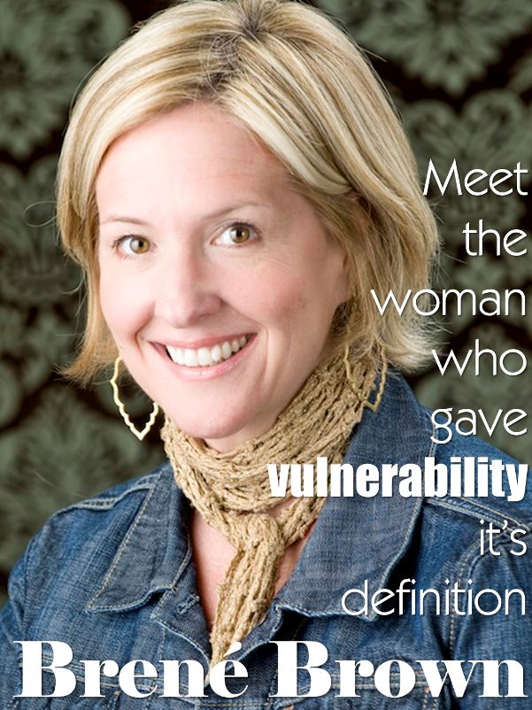 The Power of Vulnerability with Brene Brown